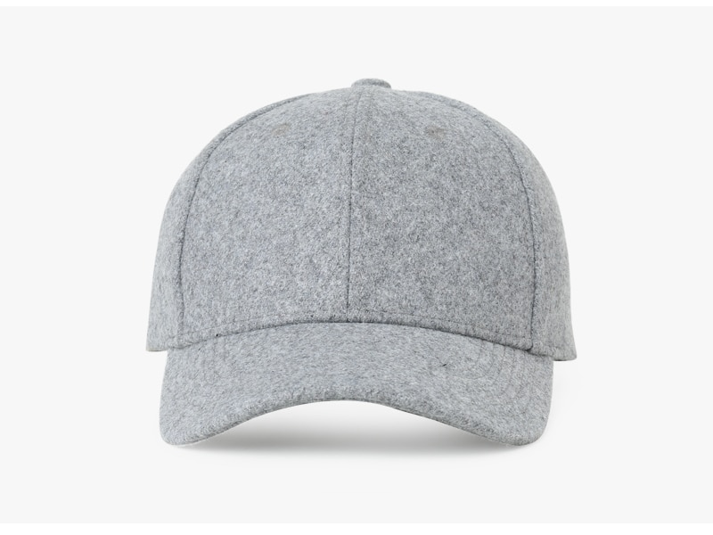 Brand NUZADA Autumn Winter Keep Warm Snapback Bone Men Women Baseball Caps Hats Cap Simpl Color Black Grey Woolen 5